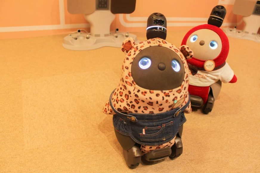 陪伴型家庭機器人「LOVOT」